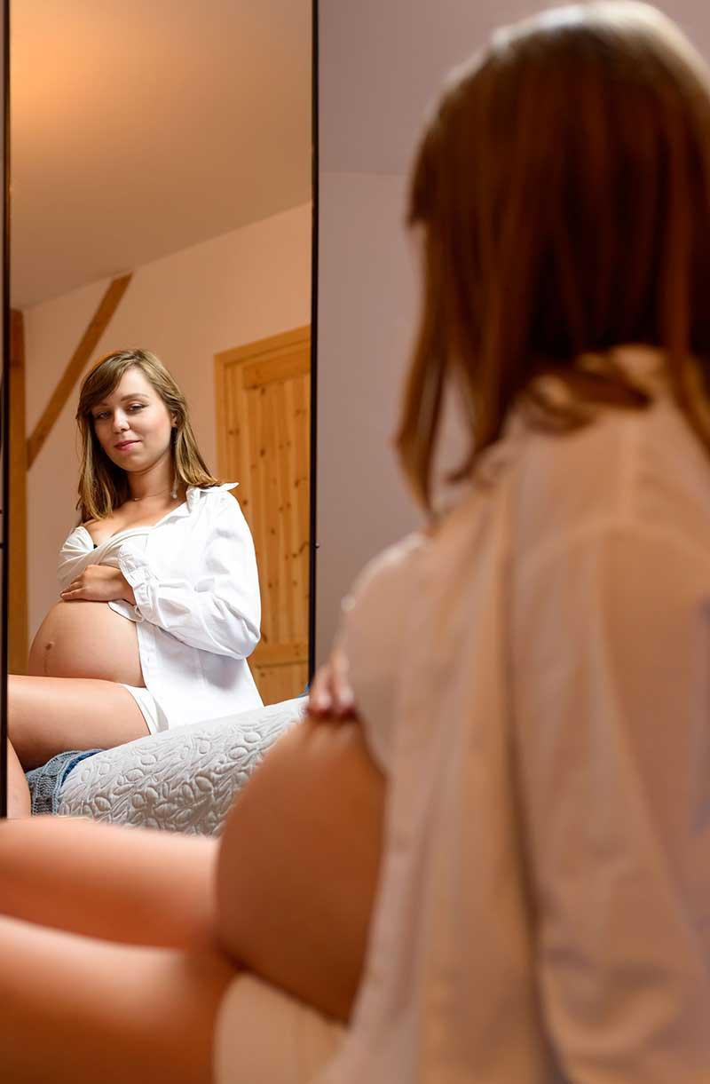 fotografia ciążowa Bielsko-Biała